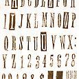 GPP-006 Montreal Alphabet