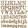GPP-010 Delineated Alphabet