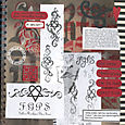 Tattoo Journal - Design Sketches