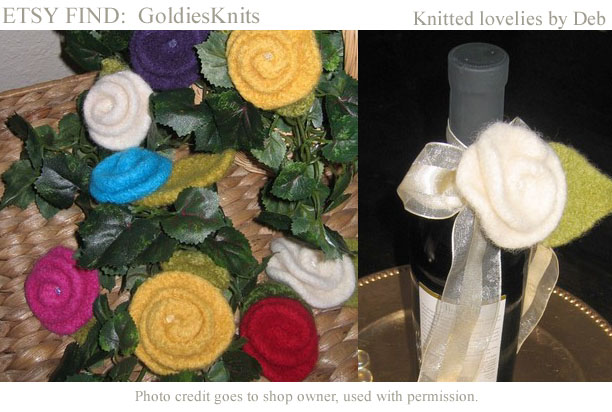 Etsy goldiesknits