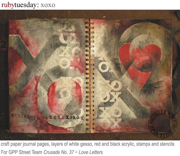 MWrubytuesdayXOXO