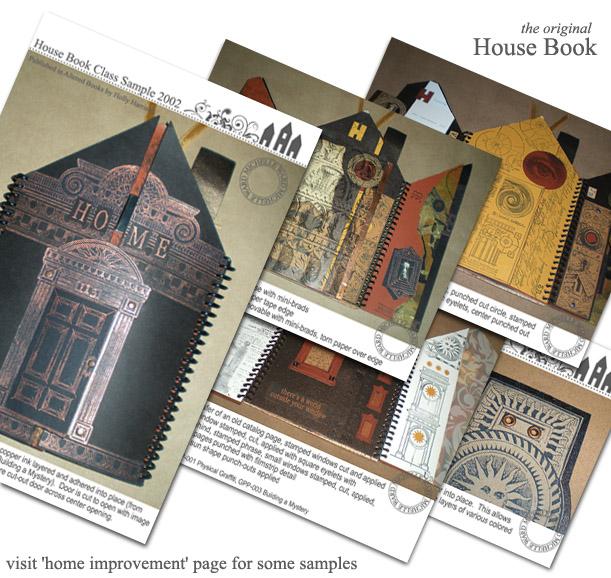 MWClassHouseBooksampler