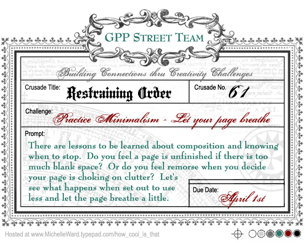 GPP C61 Restraining Order