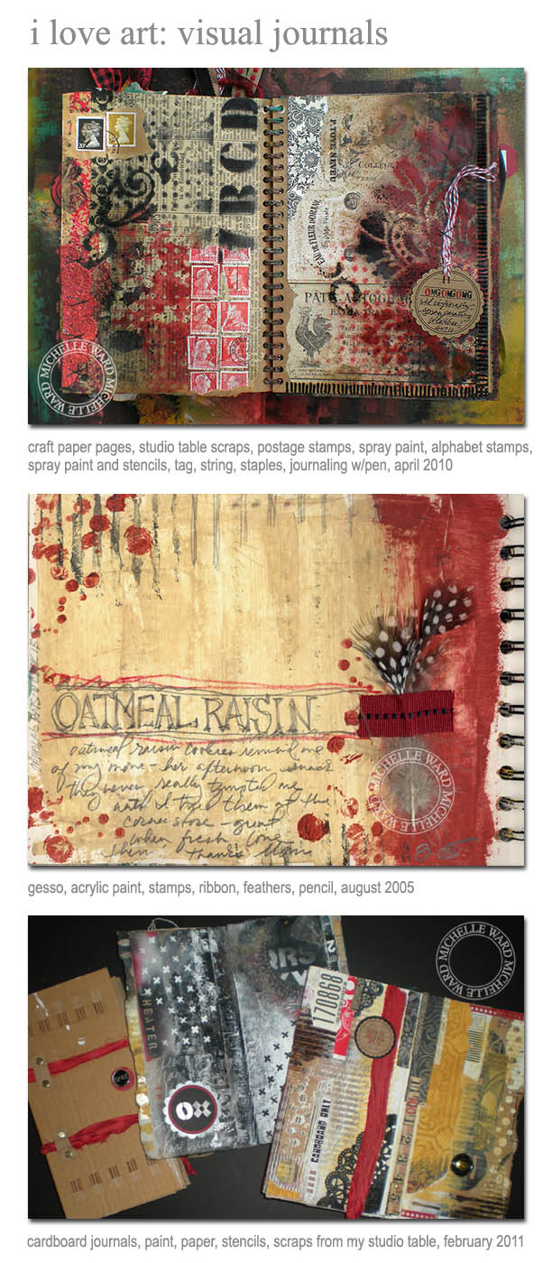MWILOVEARTvisualjournals