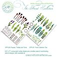 *NEW* Frond Collection Stamps