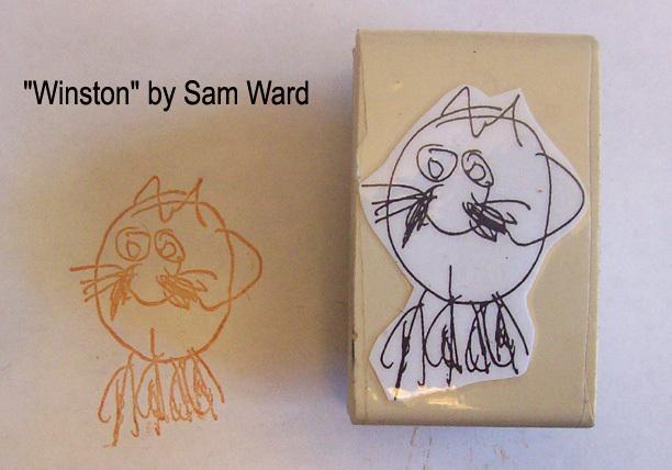 Sam stamp