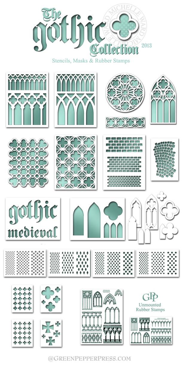 GPP Gothic Collection 2013