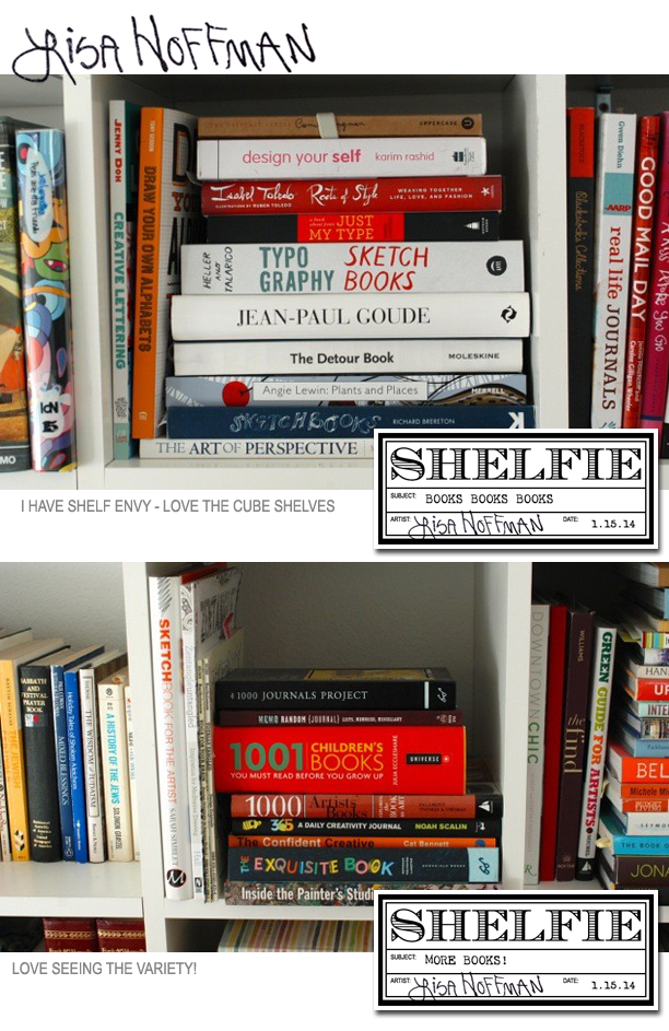 LISA HOFFMAN SHELFIE 1