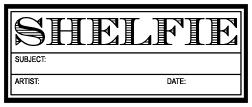 MW SHELFIE LABEL BLANK small