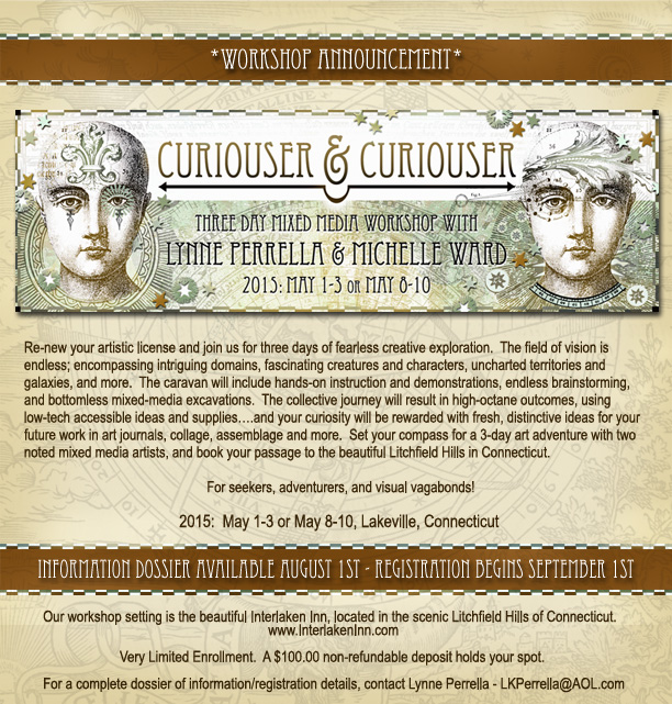CURIOUSER WORKSHOP ANNOUNCEMENT 2
