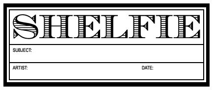 MW SHELFIE LABEL BLANK large