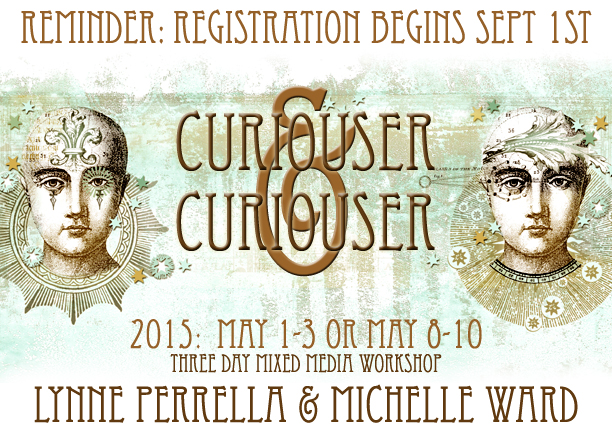 Curiouser Workshop Perrella Ward Reminder