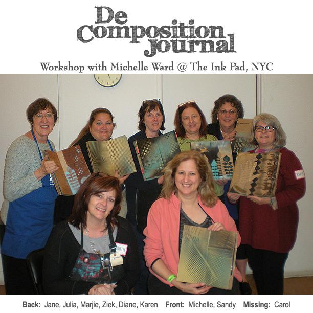 MW DeComp Journal class