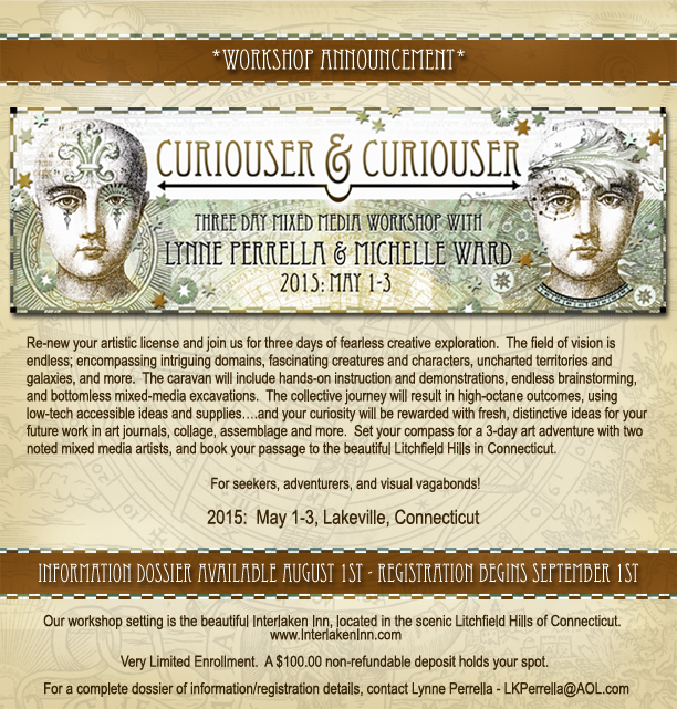 CURIOUSER WORKSHOP 2015 ANNOUNCEMENT 2