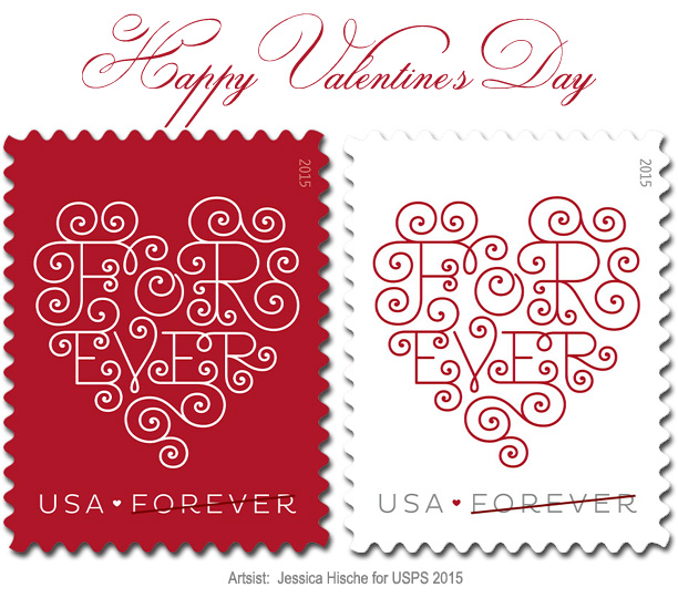MW Love Stamp 2015