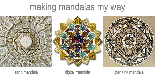MW Mandala Sampler
