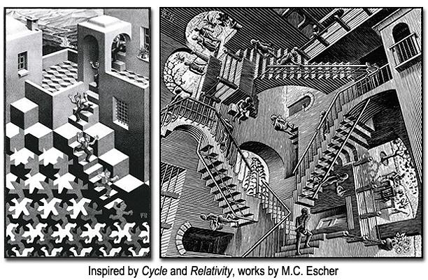 MW Escher