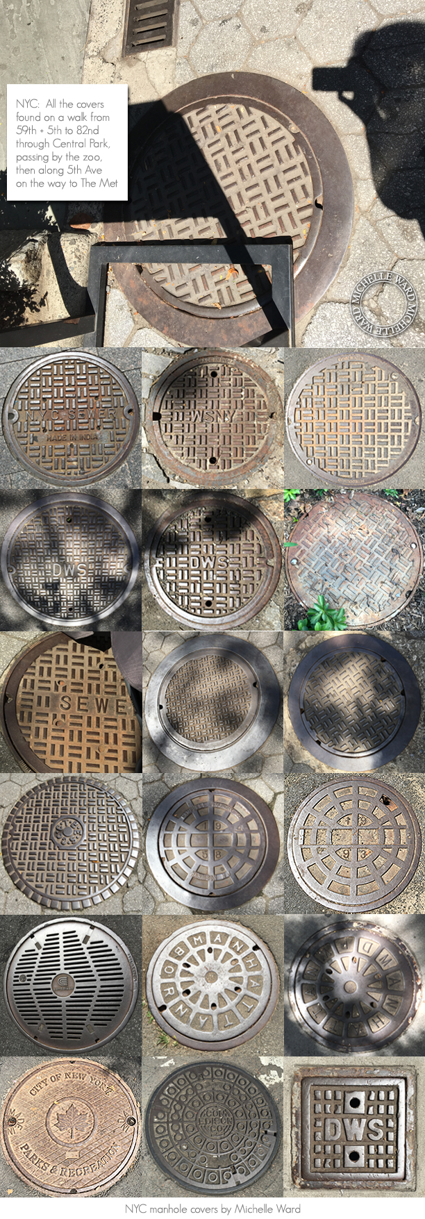 MW NYC Upper East Manholes