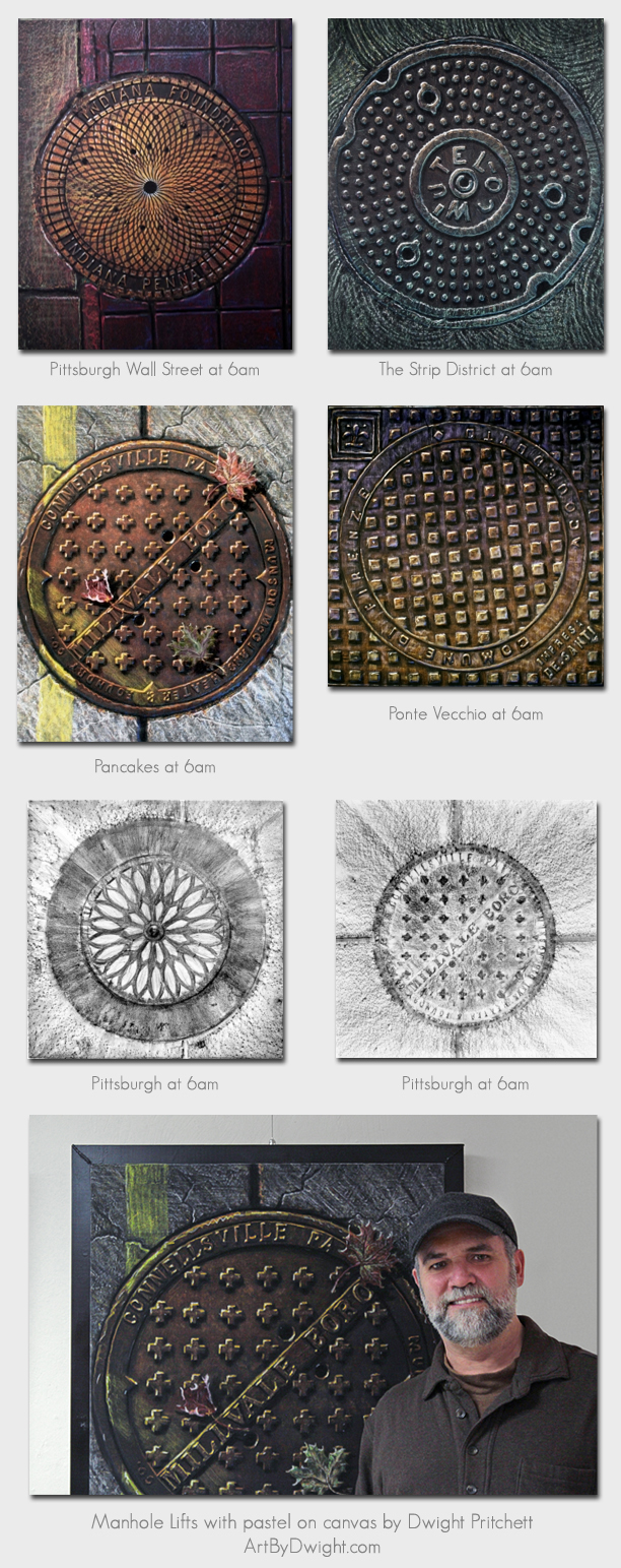 Dwight Pritchett Manhole Lifts