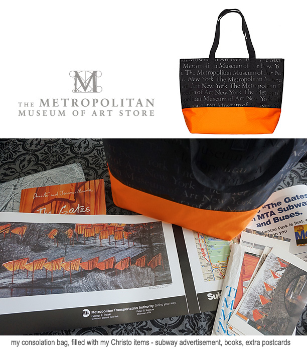 MW The Gates 10th Anniversary bag of goodies