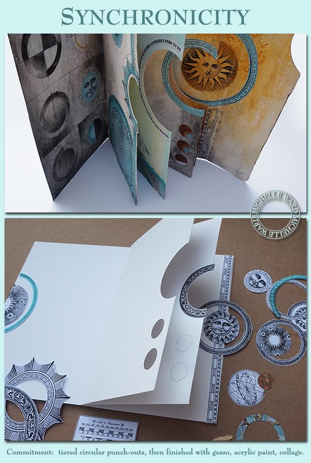 Michelle Ward Synchronicity Artist Book