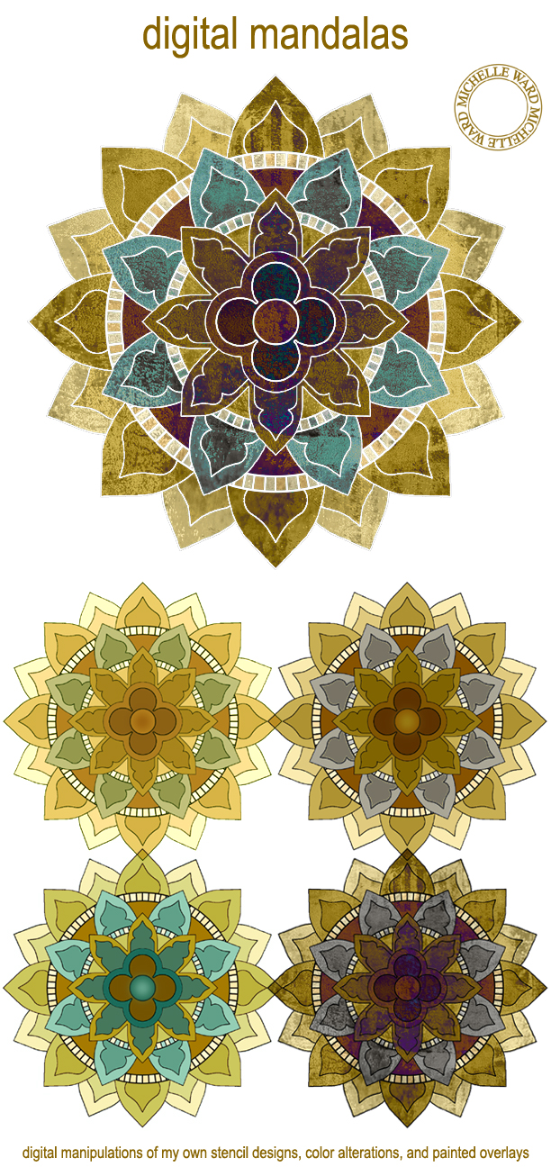 MW Digital Mandalas