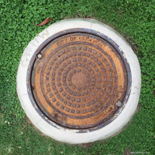 JULIE Prichard manhole 7
