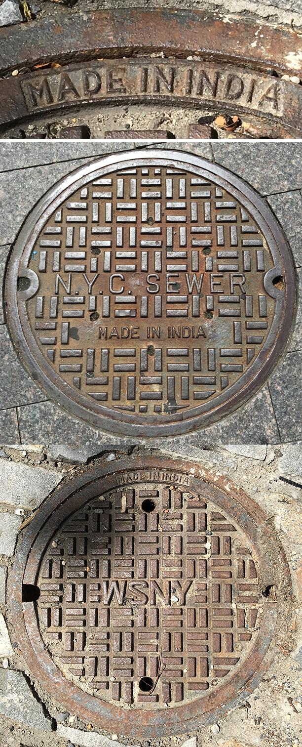 MW NYC madeinIndia