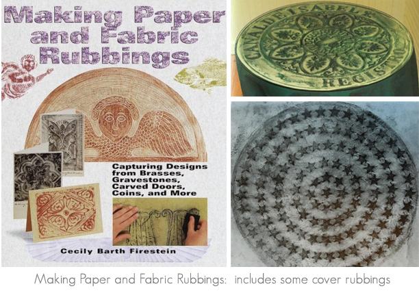 Making Paper Rubbings