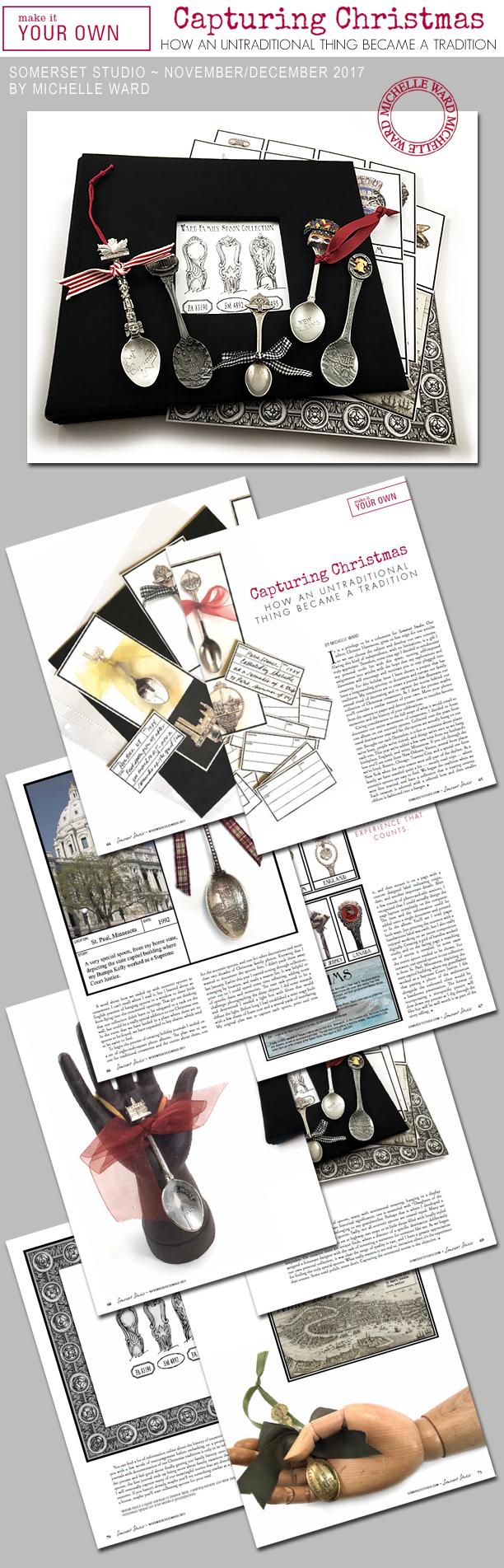 Michelle Ward Somerset Studio NovDec2017 Spoons