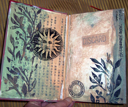 Altered Book, 2003