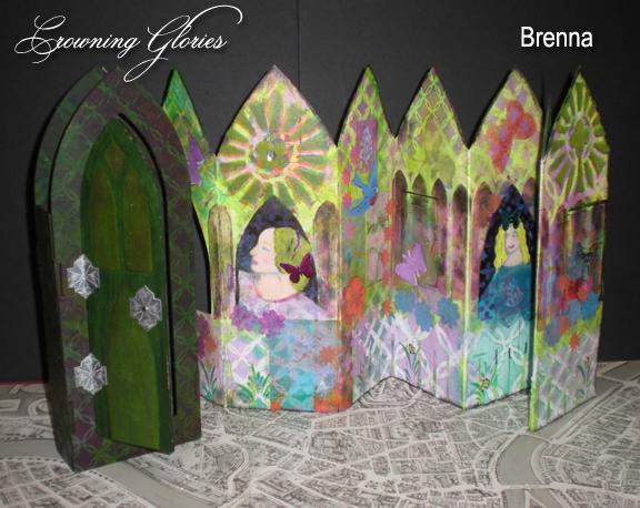 CG Brenna's work