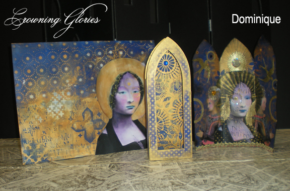 CG Dominique's work