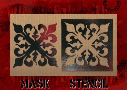 Mask & Stencil