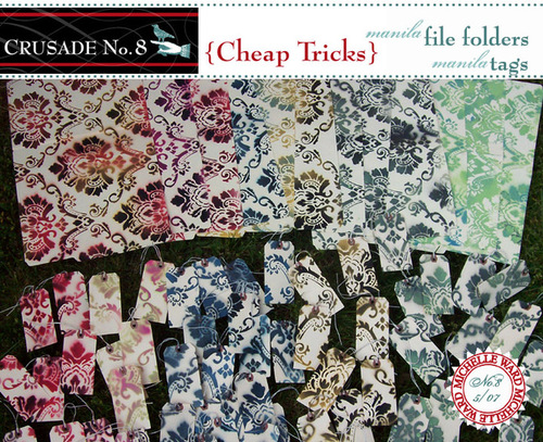 Crusade No. 8 ~ Cheap Tricks, files and tags