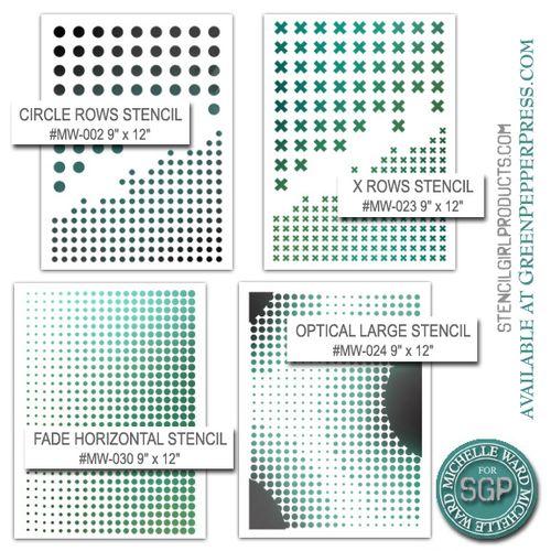 Pattern stencils